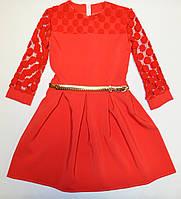 Нарядное  детское платье 128, 134, 140, 146, 152, 158, 164