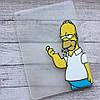 Пластиковый чехол с Гомером Симпсоном для iPad Air , фото 2