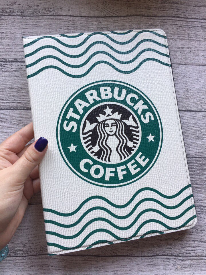 Чехол Smart Case Starbucks для iPad Air