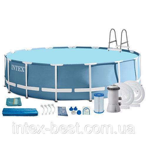 Каркасный Бассейн Intex 28736 (457х122)  - Интернет-магазин «Intex-Best» в Киеве