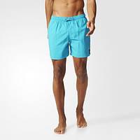 Пляжные шорты для мужчин адидас Solid Water BJ8772 - 2017