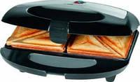 Бутербродница А-Плюс 2036: антипригарное покрытие, ненагревающиеся ручки, для 4-х тостов, 700 Вт