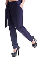 """Женские брюки """"Вашингтон"""" темно-синий"""