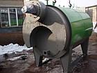 Парогенератор твердотоп.горизонт.ж/труб. 300Е, 12 бар (уголь,дрова),автоматика, дымосос и комплект, фото 4