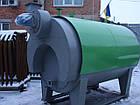 Парогенератор твердотоп.горизонт.ж/труб. 300Е, 12 бар (уголь,дрова),автоматика, дымосос и комплект, фото 5