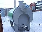 Парогенератор твердотоп.горизонт.ж/труб. 300Е, 12 бар (уголь,дрова),автоматика, дымосос и комплект, фото 6