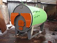 Парогенератор твердотопливный 700Е, 700 кг/час, 8 бар