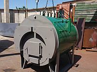 Парогенератор твердотопливный 500 кг/час, 30.0, Украина