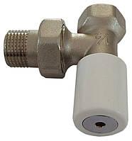 Ручной вентиль радиатора Schlosser угловой 601400001 (DN10 3/8GZx3/8GW)
