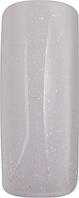 Акриловая пудра для дизайна ногтей, 15 гр., Цвет: серебрянная, Silver (из коллекции Sparkling  Whites)