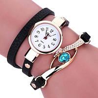 Наручные Часы Глаз Драгоценный Камень Montre Feida