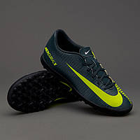 Сороконожки Nike MERCURIAL VORTEX VI CR7 TF 852534-376 Найк Меркуриал