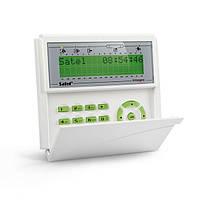 Клавиатура охранная Satel INT-KLCD-GR