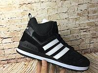Кроссовки мужские Adidas 10XT WTR Black. Адидас, интернет магазин обуви