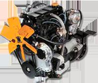 Двигатель Perkins Д2500