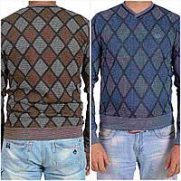 Качественный мужской свитер