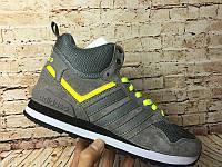 Кроссовки мужские Adidas 10XT WTR Grey. Адидас, магазин обуви