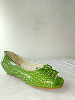 Туфли женские летние HAODENG