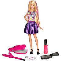 Barbie Кукла Цветные локоны Barbie D.I.Y. Crimps & Curls Doll