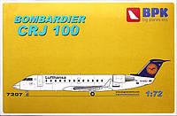 Bombardier CRJ 100 1/72 BPK 7207