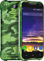 Ударопрочный смартфон Blackview BV5000 IP67 (2SIM) 2\16Гб 5\13Мп 3G 4G camouflage зеленый оригинал Гарантия!