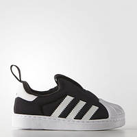 Детские кроссовки Adidas Superstar 360(Артикул:BA9778)