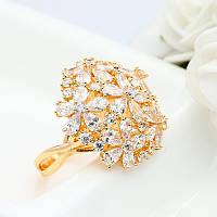 """Очаровательное кольцо """"Букет любимой"""""""