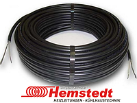 Теплый пол Hemstedt DR-300 W (24 м.) двужильный кабель, под плитку