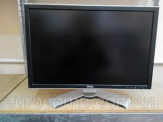 Профессиональный монитор для графики, фото, CAD. S-PVA матрица 24'' дюйма (Dell 2407WFB)