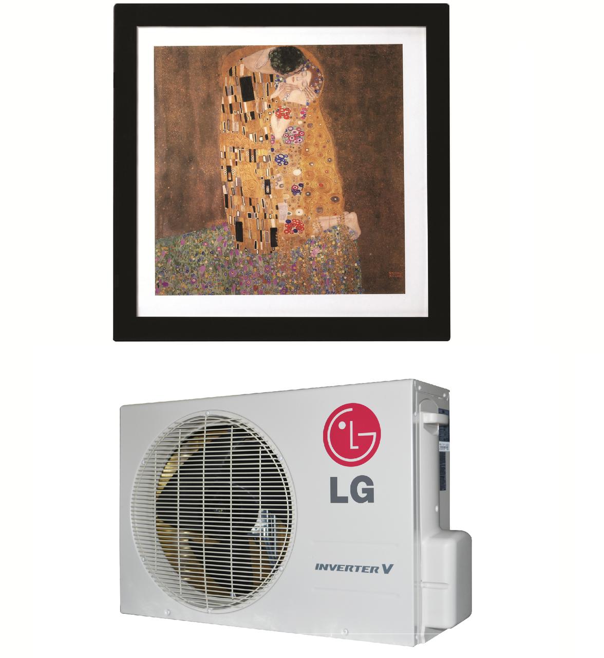Інверторний кондиціонер LG A09AW1/A09AWU