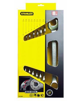 Набор ключей гаечных комбинированных STANLEY 4-87-054 (США/Тайвань)
