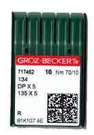 Иглы 134/DPX5/135X5 RS (SPI) Groz-Beckert 70R