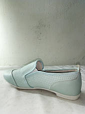 Туфли женские кожаные летние CAMIDY, фото 3