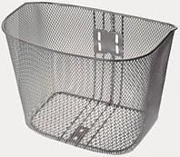 Корзина Basket (металева, з покриттям, срібна)