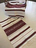 Серветка ткана на стіл ручної роботи 50*33 см