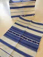 Серветка  Великодня ткана на кошик ручної роботи 50*33 см