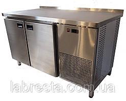 Холодильный стол двухдверный (1400х600 мм) Tehma