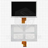 Дисплей для планшетов Ainol Novo 7 Elf 2; Acer Iconia Tab A100, Iconia Tab B1-710, Iconia Tab B1-A71, Iconia Tab B1-A710, Iconia Tab B1-A711; Lenovo
