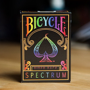 Карты игральные | Spectrum Deck by US Playing Card