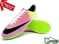 Футзалки Nike Mercurial (бампы, найк меркуриал) купить с Гарантией
