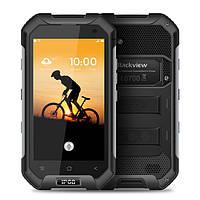 """Защищенный смартфон Blackview BV6000 black черный IP68 4,7"""" 3/32 Гб 5/13 МП 3G 4G оригинал Гарантия!"""