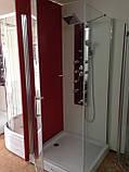 Душевая кабина SunStar SS-503В, 1000х1000х1900 мм, стекло прозрачное, распашная дверь, фото 5