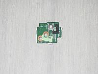 Кнопка включения ноутбука HP Pavilion dv5