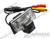 Штатная камера Globex CM1042 CCD для Nissan Teana