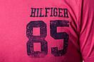 Tommy Hilfiger футболка мужская (M-3XL/5ед.) Лето 2018, фото 2