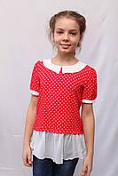"""Блуза для девочек """"Шарлотта"""""""