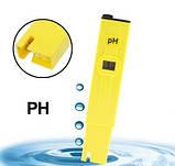 Прибор для контроля чистоты воды TDS-3M (солемер) + РН-метр РН 009 (измерения кислотности), фото 2