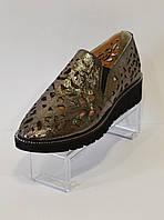 Женские летние туфли Euromoda 080