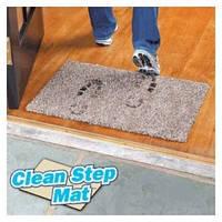 Коврик для пола супервпитывающий Clean Step Mat