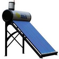Безнапорные термосифонные солнечные коллекторы